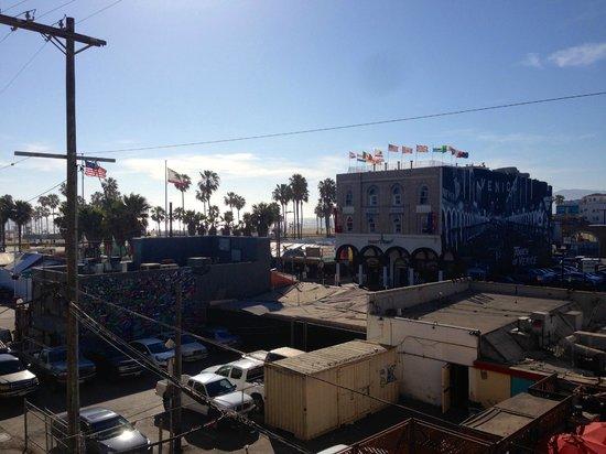 Hotel Erwin: panorama su venice