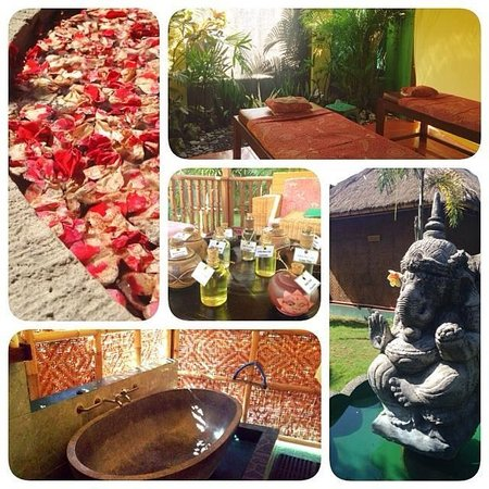 Bali Green Spa: Ayurveda massage