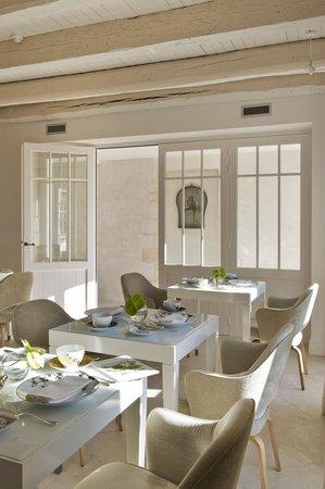 La Villa Clarisse : Salle des petits déjeuners