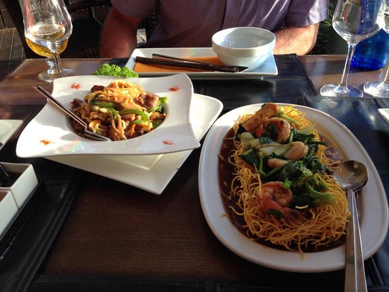 Restaurant 88: Noodles from Mountain and Ocean Set Menus