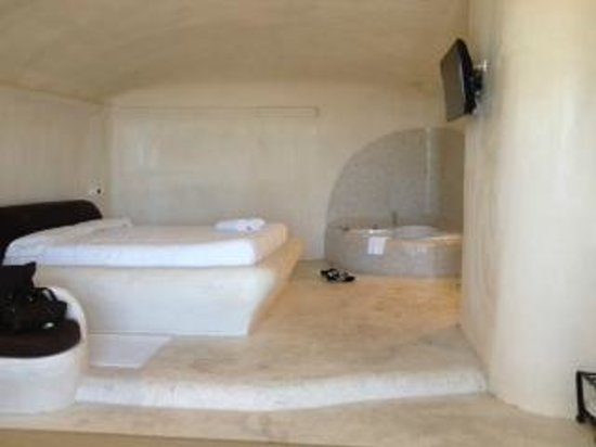 Hotel & Spa Rural Las Nubes: Interior de la cueva