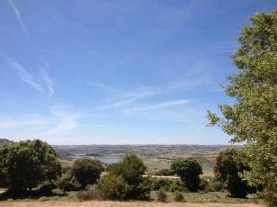 Hotel & Spa Rural Las Nubes: Vistas inmejorables
