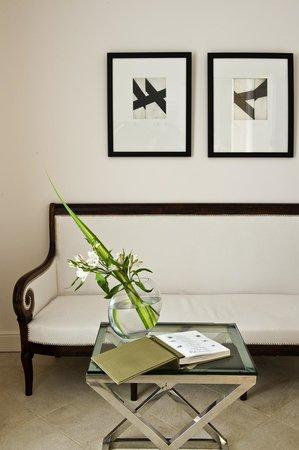 La Villa Clarisse : Salon Suite Deluxe