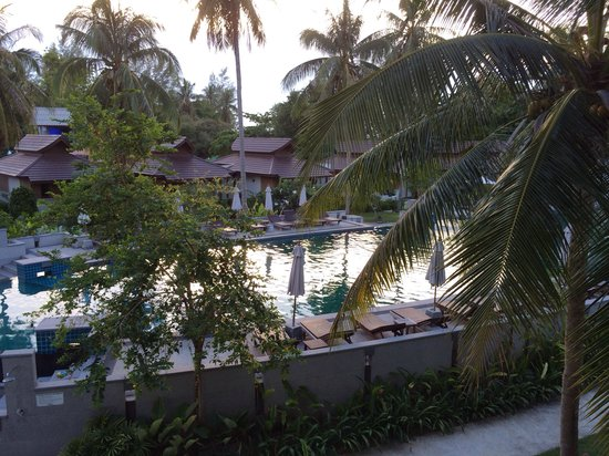 Maehaad Bay Resort: View from room