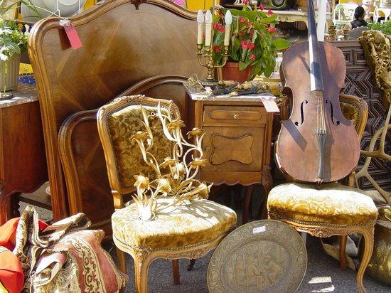 Randolph Street Market: Furniture, Lighting, Musical Instruments