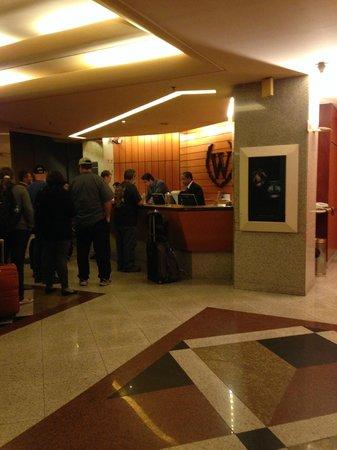 Windsor Excelsior Hotel: Lobby