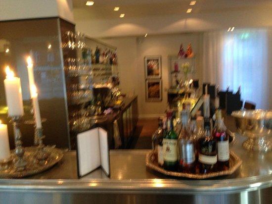 Avenue Hotel Copenhagen: Lobby bar