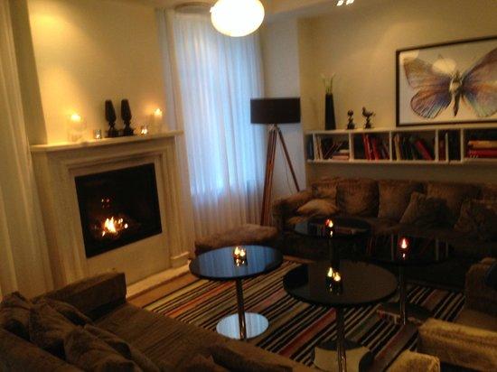 Avenue Hotel Copenhagen: Lounge