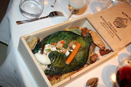 Dollerer's Genusswelten: Оригинальный десерт