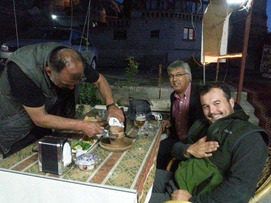 Dilek Camping: The testi:)
