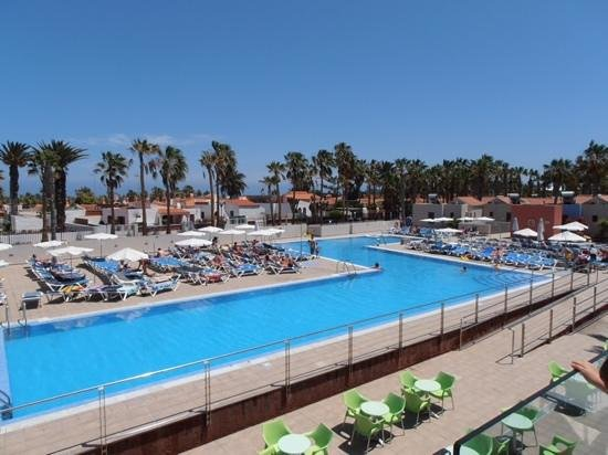 Caybeach Caleta: great pool!