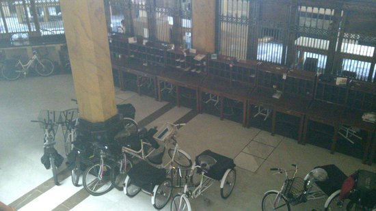 Palacio Postal: Edificio de correos