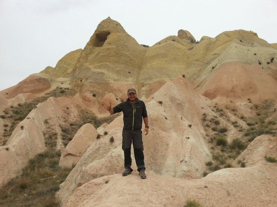 Dilek Camping: Tour with murat