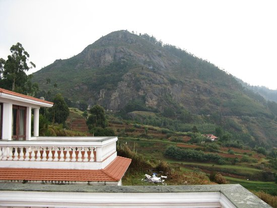 Sagar Holiday Resorts: Nearby hill