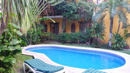 Playalingua del Caribe: Piscina