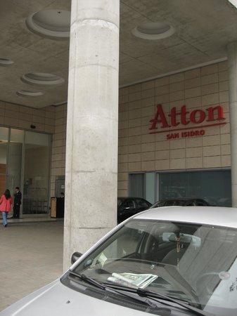 Hotel Atton San Isidro: Entrance