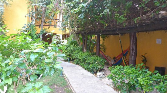 Playalingua del Caribe: Jardim