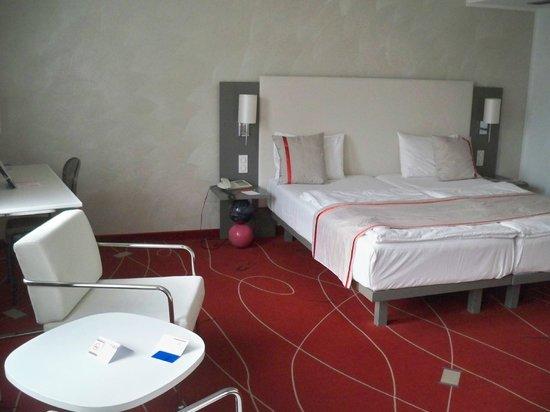 art'otel budapest: room1
