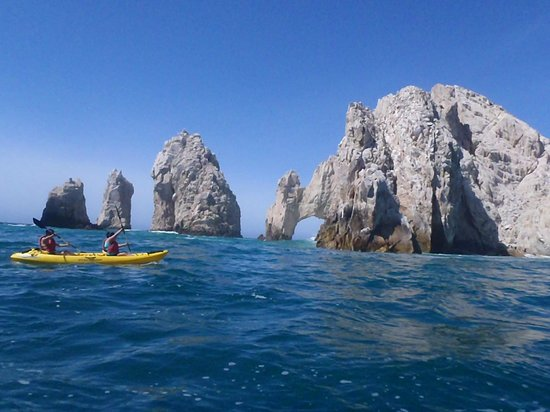 Baja Outback - Day Tours: El arco