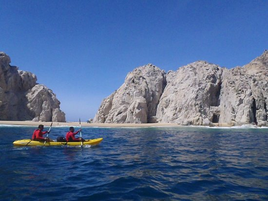 Baja Outback - Day Tours: Kayak Lover Beach