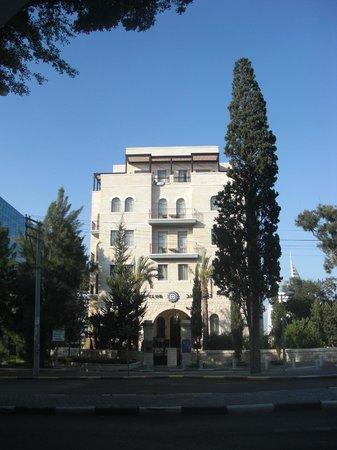 Bay Club Haifa Hotel - an Atlas Boutique Hotel: Vue générale