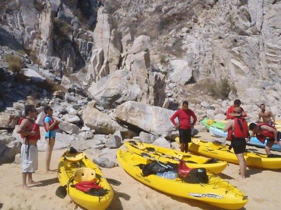 Baja Outback - Day Tours: Playa Pelicano