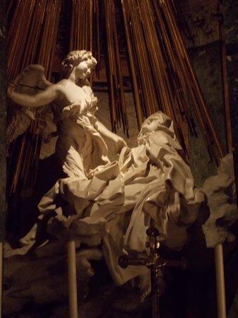 Santa Maria della Vittoria: A Bernini Masterpiece