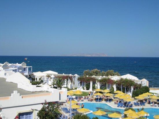 Mitsis Serita Beach Hotel: Вид на море
