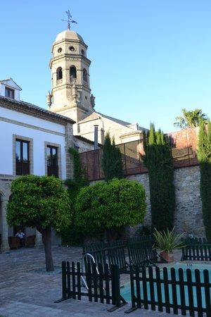 Hotel Puerta de la Luna : Vista de la Catedral desde el hotel