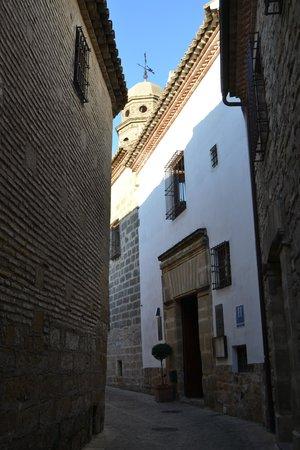 Hotel Puerta de la Luna : Entrada del hotel