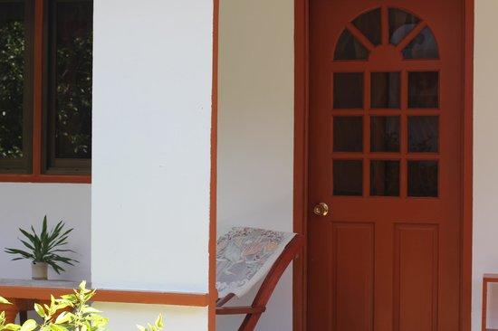 Veronique's Guesthouse : Входная дверь