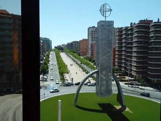 Hotel SB Express Tarragona: Vistas.