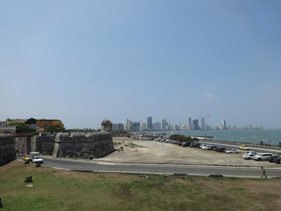 Muraille : Beatiful view of the city from the wall