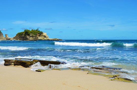 Pemandangan Pantai Klayar Picture Of Klayar Beach Pacitan