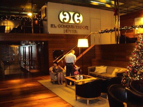 El Conquistador Hotel: Hotel Top