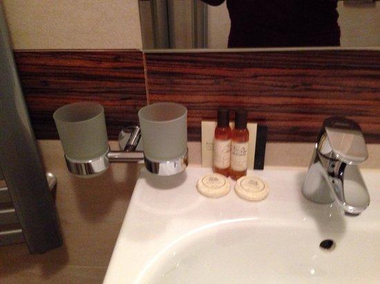 Willa Pod Skocznia: The bathroom