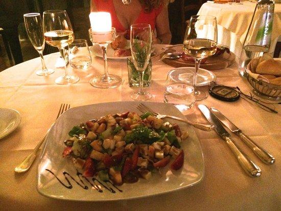 Le Silve di Armenzano: Dinner