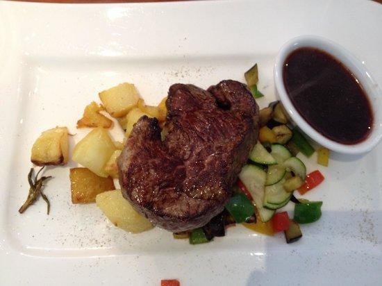 Da Capo: Nice Beef Steak