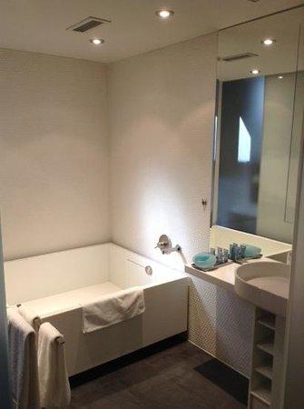 Templar Hotel: bain
