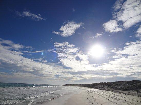 Sol Cayo Largo: Небо с пляжа