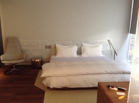 Templar Hotel: lit