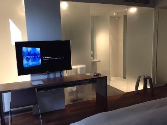 Templar Hotel: tv ipad