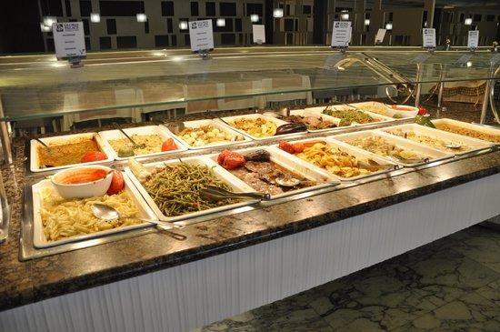 Gloria Palace San Agustín Thalasso & Hotel: Restaurant