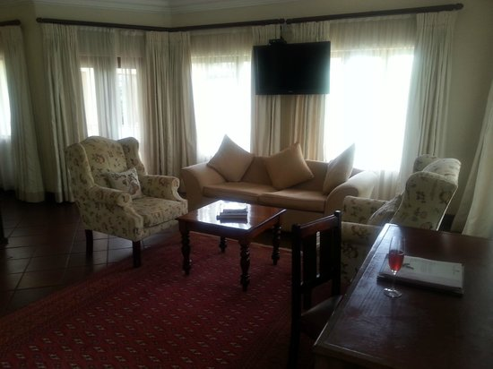 Budmarsh Country Lodge: Suite