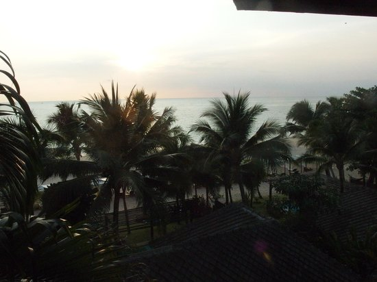 Andaman White Beach Resort: Vista dall camera