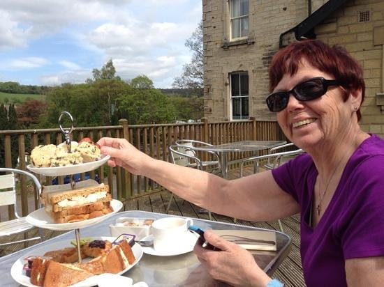 The Coquetvale Hotel: Afternoon Tea in Rothbury