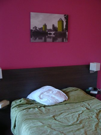 Adagio Access Strasbourg Petite France: Zimmer