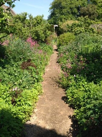 Abbey House Gardens: follow the path