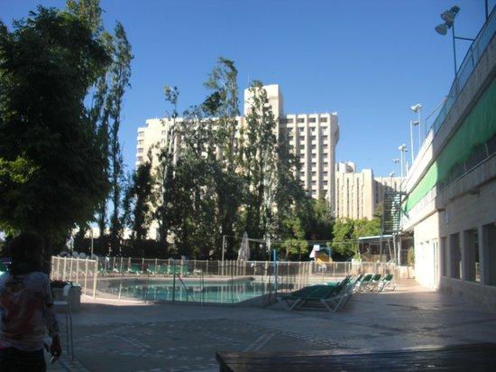 Jerusalem Gardens Hotel & Spa: piscine
