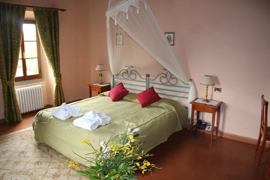 Hotel Villa La Cappella: Zimmer in der Villa